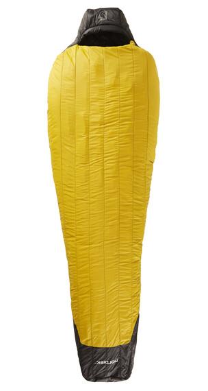 Nordisk Oscar -20° Slaapzak XL geel/zwart